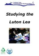 The front cover of the River Lea education resource pack